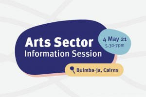 Arts Sector Information Session and One-on-one Support